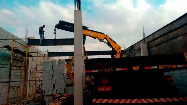 Aluguel caminhão munck mogi das cruzes