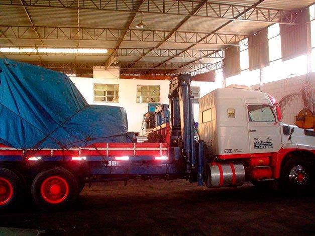 Locação de caminhão munck em sp