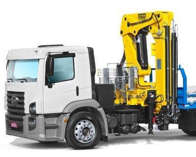 Quanto custa a locação de um caminhão munck